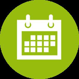 Icoon-agenda-kalender